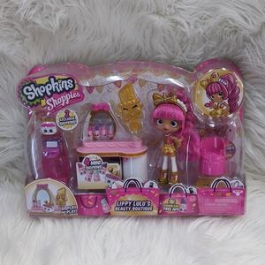 Shopkins Shoppies LIPPY LULU'S BEAUTY BOUTIQUE Set